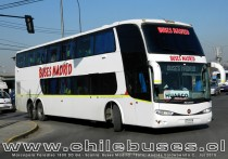 Marcopolo Paradiso 1800 DD G6 - Scania | Buses Madrid
