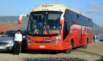 Maxibus Lince 3. 45 - M. Benz | Buses Pullman Luna Express