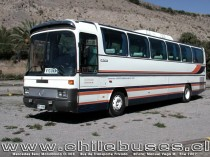 Mercedes Benz Monobloco O-303  /  Bus de Transporte Privado