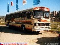 Mercedes Benz Monobloco O - 362  / Buses Explored (V Reg)