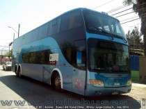 Modasa Zeus II DP - Scania | Buses L&G Travel Chile