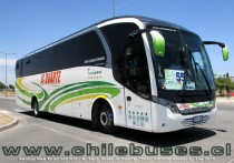 Neobus New Road 360 N10 - M. Benz | Buses JC Duarte