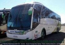 Neobus New Road 380 N10 - Scania | Buses Transportes Isaver