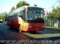 Suzhou King Long Higer V91  /  Buses Pullman Bus (Transporte Personal Mineria)