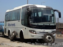 World Long FDG6860C3 | Buses Movirent (en vulcanización)