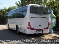 Yutong Bus ZK6831 HE - Cummins  /  Bus de Transporte Privado (Minería)