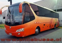 Yutong ZK6129HE | Bus Particular