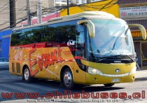Yutong ZK6858H9 | Buses Evans