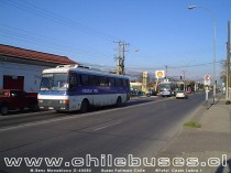 M.Benz Monobloco O-400RS / Buses Pullman Chile