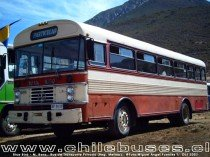 Blue Bird - M. Benz | Bus de Transporte Privado (Reg. Metrop)