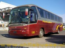 Comil New Campione 3.45 - M. Benz  /  Buses Hualpen (VIII Reg)