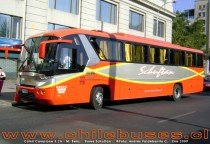 Comil Campione 3.25 - M. Benz | Buses Schuftan