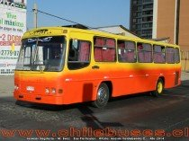 Inrecar Sagitario - M. Benz | Bus Particular