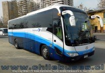 King Long XMQ6117Y | Buses Bustamante