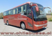 King Long XMQ6117Y | Buses Transportes Ahumada