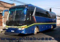 King Long XMQ6130Y | Buses Transportes Syver