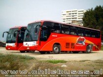 Marcopolo Andare Class 850 y 1000 - M. Benz  /  Buses JM