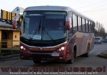 Marcopolo Ideale 770 - M. Benz | Buses Hualpen