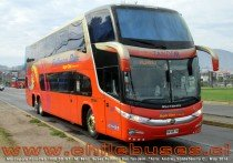 Marcopolo Paradiso 1800 DD G7 - M. Benz | Buses Pullman Bus Tándem
