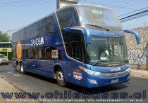 Marcopolo Paradiso 1800 DD G7 - Scania | Buses Tandem