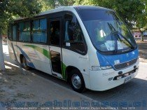 Marcopolo Senior - Agrale | Buses Trans Inycar
