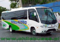Marcopolo Senior - M. Benz | Buses Madrid
