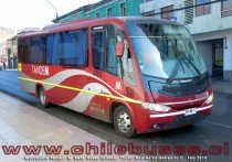 Marcopolo Senior - M. Benz | Buses Tandem