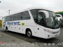 Marcopolo Viaggio 1050 G7 - M. Benz | Buses Movirent