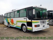 Metalpar Manquehue II - M. Benz | Buses Andresito