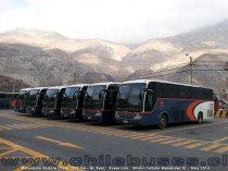 Unidades Marcopolo Andare Class 1000 G6 - M. Benz | Buses Link