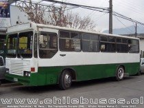 Metalpar Petrohue - M.Benz / Bus de Transporte Privado (RM)