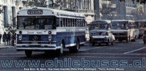 Blue Bird- M. Benz | Bus Linea Avenida Chile Nº 46 (Santiago)