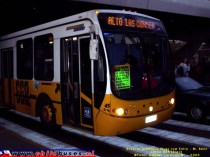 Busscar Urbanuss Pluss Low Entry - M. Benz  /  Linea 668 (Stgo)