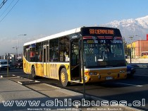 Marcopolo Viale Low Entry  /  Linea 668 (Stgo)