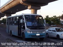 Caio Piccolo - M.Benz / Linea MB77 (Post Transantiago)
