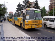 Inrecar Sagitario - M.Benz / Linea 638 (Post Transantiago)