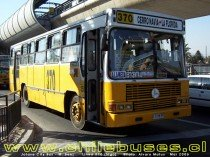 Jotave City Bus - M. Benz  /  Linea 370 (Stgo)