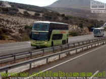 5 Norte - Busscar Panoramico DD - Scania  /  Buses Tur Bus
