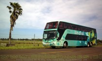 Busscar Panoramico DD - M. Benz | Buses Linatal