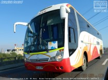 Autopista Central - Maxibus Lince 3.65 - M. Benz | Buses Transportes Tabilo