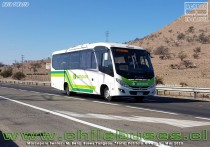 Ruta 5 Norte - Marcopolo Senior - M. Benz | Buses Yanguas