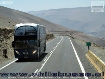 Ruta 5 Norte - Metalsur Starbus DP - M. Benz | Buses Andesmar Chile