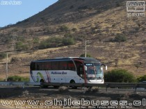 Ruta 5 Norte - Neobus New Road 360 N10 - Scania | Buses Pullman Bus