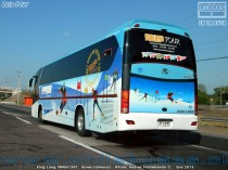 Ruta 5 Sur - King Long XMQ6130Y | Buses Talmocur