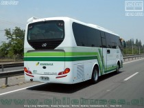 Ruta 5 Sur - King Long XMQ6996 | Buses Yanguas
