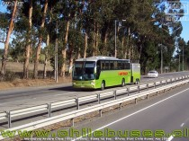 Ruta 5 Sur - Marcopolo Andare Class 1000 - Scania | Buses Tur Bus