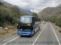 Ruta 60 - Busscar Panorâmico DD - Volvo | Buses Andesmar