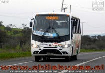 Ruta 66 - Marcopolo Senior - M. Benz | Buses Central Rapel (Region de O'higgins)