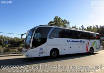 Ruta Q-119 - Neobus New Road 360 N10 - Scania | Buses Pullman Bus