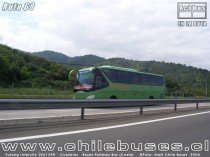 Ruta 68 / Yutong Intercity ZK6129H - Cummins / Buses Pullman Bus (Costa)